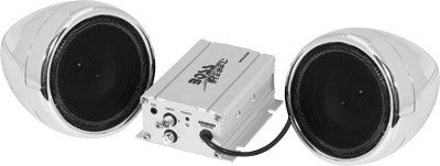 BOSS AUDIO-600W BT ALL TERRAIN SOUND SYSTEM CHROME pn# MC420B - planetrzr.com