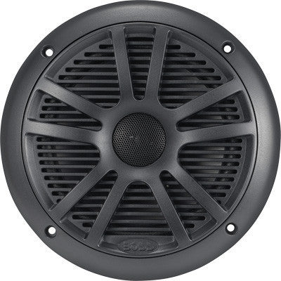 "BOSS AUDIO-180W 6-1/2"" 2-WAY SPEAKER BLACK pn# MR6B - planetrzr.com"