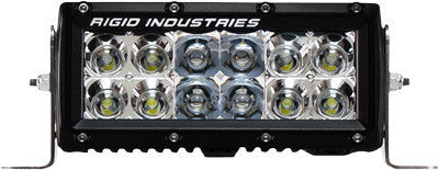 "RIGID - E SERIES LIGHT BAR SPOT/FLOOD 6"" pn# 106312 - planetrzr.com"