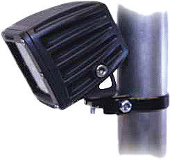 "RIGID - ROLL BAR MOUNT VERTICAL 1.75"" pn# 47550 - planetrzr.com"