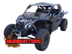 MudBusters Fender Extensions for X3 BRP Fender Flares