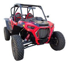 Polaris RZR XP Turbo-S Max Coverage Fender Flares