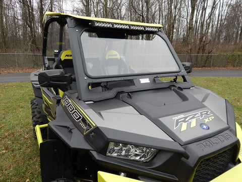 Axiom Front Windshield for RZR 2015+