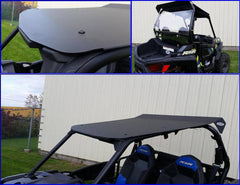 "EXTREME METAL PRODUCTS-EMP RZR Aluminum ""RALLY"" Style Top (RZR 900 XP, RZR 1000 S and RZR 1000 XP) - planetrzr.com"