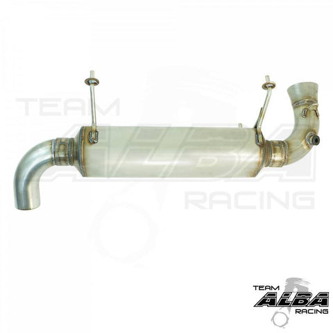 Alba Racing Slip On exhaust RZR 1000