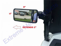 Smack Back Buggy Mirror-Rectangle 8 x 4