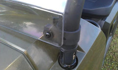 EXTREME METAL PRODUCTS-EMP UTV Windshield Fast Strap - planetrzr.com  - 1
