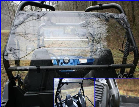 EXTREME METAL PRODUCTS-EMP RZR Hard Coated Cab Back/Dust Stopper - planetrzr.com