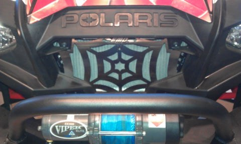 EXTREME METAL PRODUCTS-EMP RZR Radiator Grill - Web - planetrzr.com