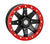 Maxxis Carnivore STI HD9 Black Beadlock Tire Wheel Kit 28-10-14
