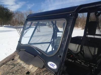 Emp Pioneer 700 Laminated Glass Windshield With Wiper