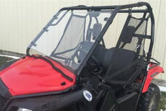 Emp Pioneer 500 Hard Coat Windshield With Fast Straps