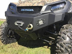 Emp Pioneer 1000 Front Bumper/brushguard With Winch Mount