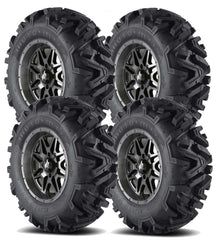 EFX MotoMTC 28-10-14 on MSA M26 Vibe 14x7
