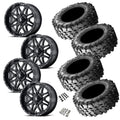 Maxxis Carnivore 30-10-14 on MSA M26 Vibe Milled 14x7