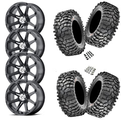 Maxxis Roxxzilla 35-10-14(Comp Compound) on MSA M12 Diesel 14x7