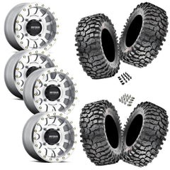 Maxxis Roxxzilla 35-10-14(Comp Compound) on Method 401 Beadlock Machined