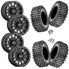 Maxxis Roxxzilla 32-10-14(Comp Compound) on Method 401 Beadlock Matte Black