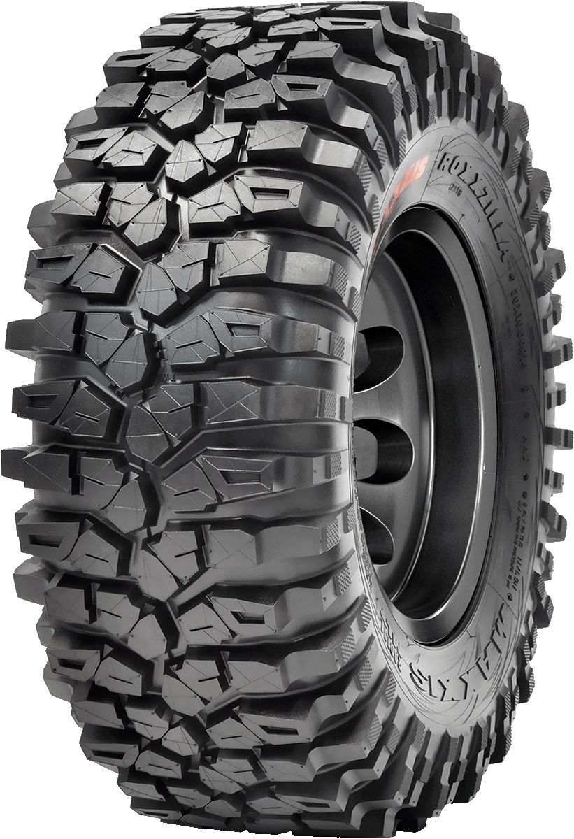 New Sizes And Compounds Maxxis Roxxzilla Tire 8ply Rock