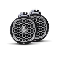 "Rockford Fosgate Punch Marine 6.5"" Wakeboard Tower Speaker - Black PM2652W-B"