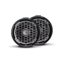"Rockford Fosgate Punch 6.5"" Mini Can Speaker - Black PM2652W-MB"