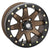STI HD9 Comp Lock Beadlock Bronze/Machined/Matte Black 14x7/15x7 UTV Wheel