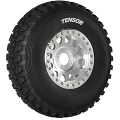 "Tensor DS 32"" UTV Tire Hard or Soft Compound 32x10-15 With thick tread blocks, ribbed sidewalls and specifically designed for the UTV teams, the Tensor Desert Series is what you need.   Key Features:   - 32x10x15  - MADE IN THE USA  - Thick tread blocks allow for custom grooving  - Ribbed sidewall shoulder for enhanced puncture resistance  - Specifically developed for the needs of the modern UTV race team  - 1600 lb load rating  - 34.5 lbs."