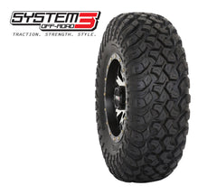 SYSTEM 3 RT320 Race/Trail Radial Tire