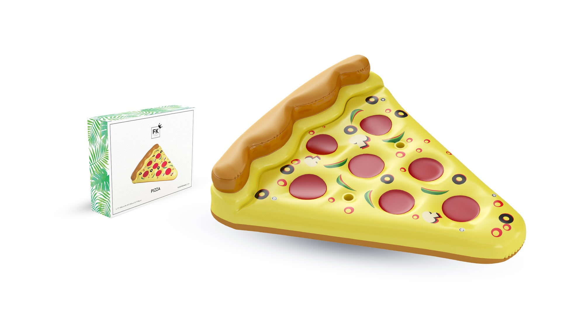 Pizza Party (8 slices)