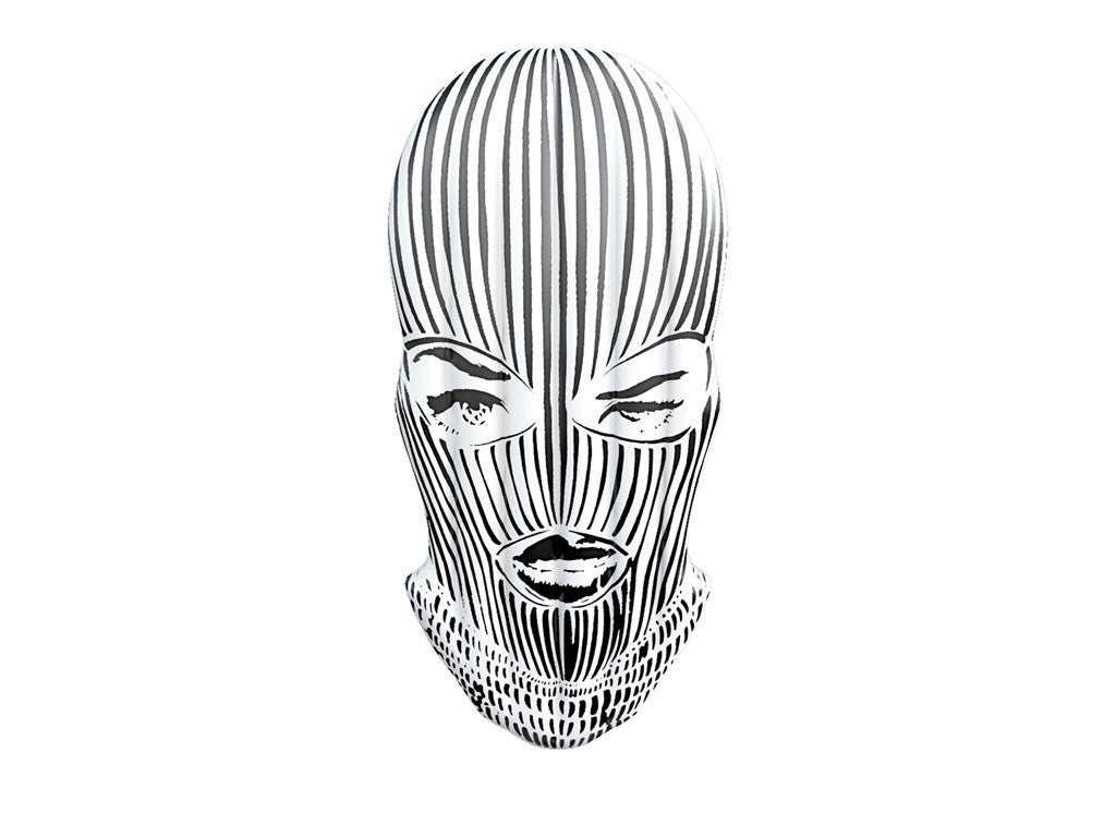 Badwood Ski Mask - Floatie Kings