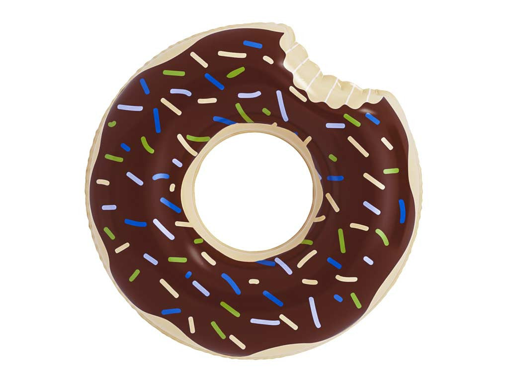 Donut - Chocolate DEAL - Floatie Kings