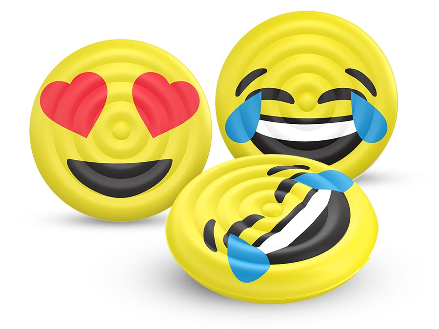 Emoji Buy 2 and get 1 for free - Floatie Kings