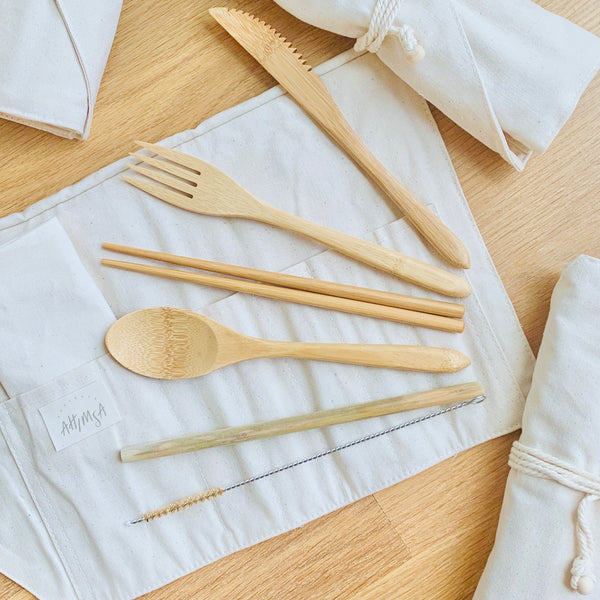 reusable CUTLERY SET