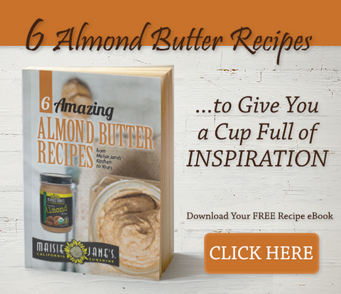 Download 6 Almond Butter Recipes eBook