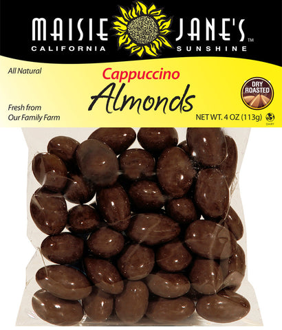 Cappuccino Almonds