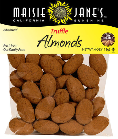 Truffle Almonds
