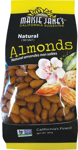 14 oz Natural Almonds