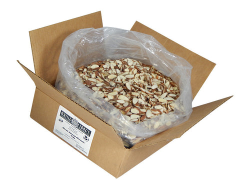 Bulk Organic Sliced Almonds