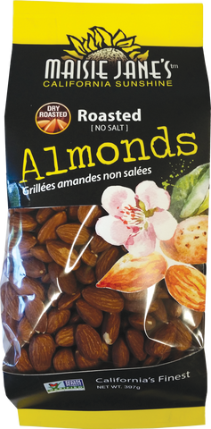 14 oz Roasted Almonds