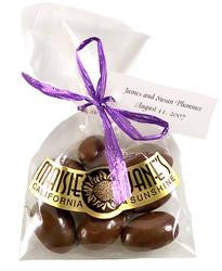 Chocolate Almond Wedding/Party Favor