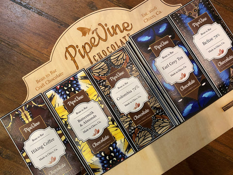 PipeVine Chocolate Bars