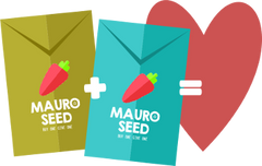 Buy One, Give One.  Mauro Seed.