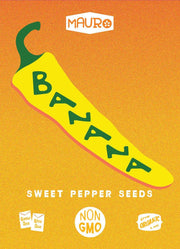Banana Pepper Seeds