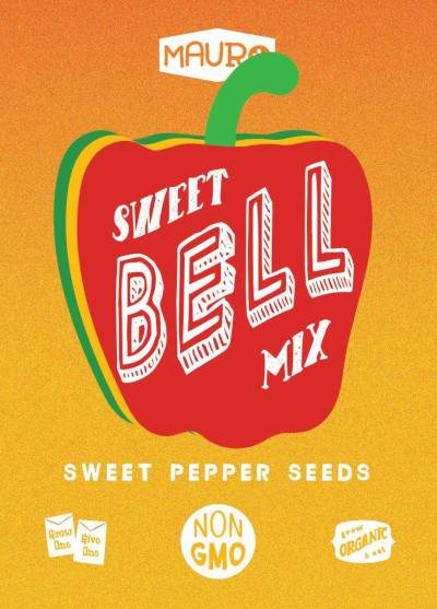 Bell Pepper Seeds