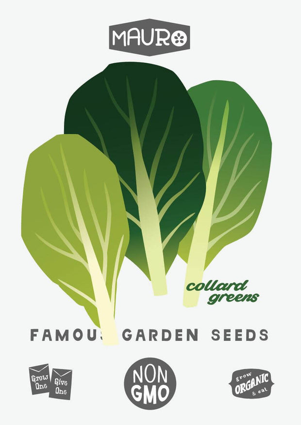 Collard Greens Seeds