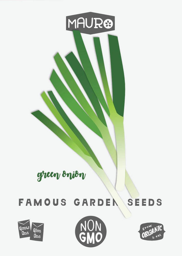 Green Onion Seeds