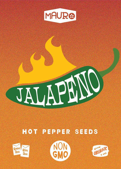 Jalepeno Pepper Seeds