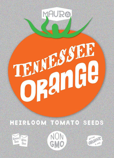 Tennessee Orange Tomato Seeds