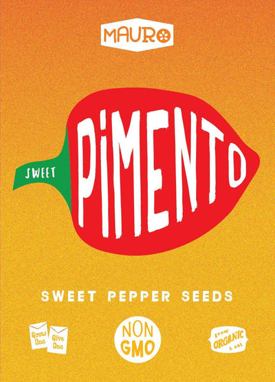 Pimento Pepper Seeds