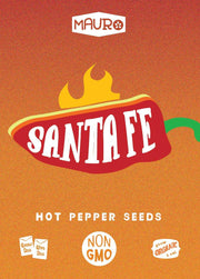 Santa Fe Pepper Seeds